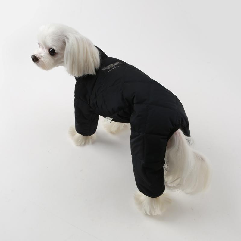 купить стеганный комбинезон для собаки мальчика в интернет-магазине