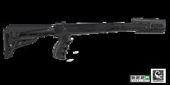 """Ложа ATI """"Strikeforce"""" для ОП-СКС/ВПО-208 со складным прикладом, пластик, цвет черный"""