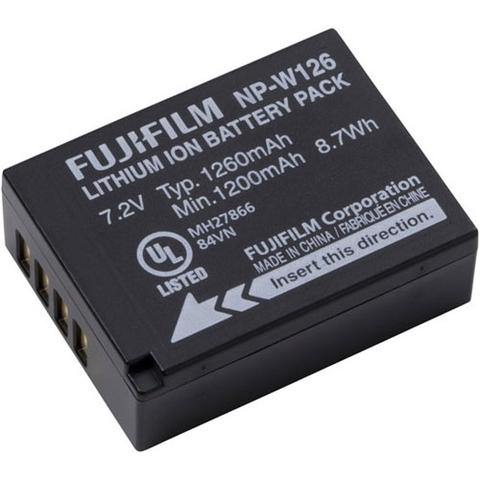 Аккумулятор Fujifilm NP-W126 для Fujifilm HS30EXR X-Pro1 X-E1 X-M1 X-A1