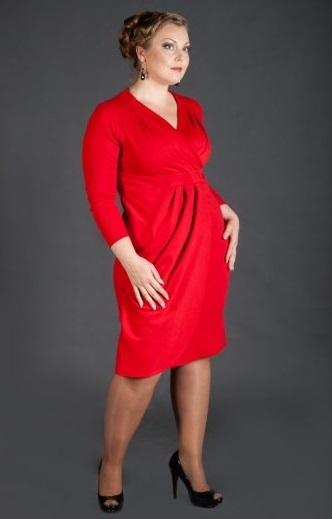 Платье 37-007