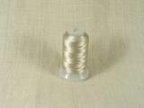 Шелковая нить, толщина 0,33 мм (E), бежевый (1 метр)