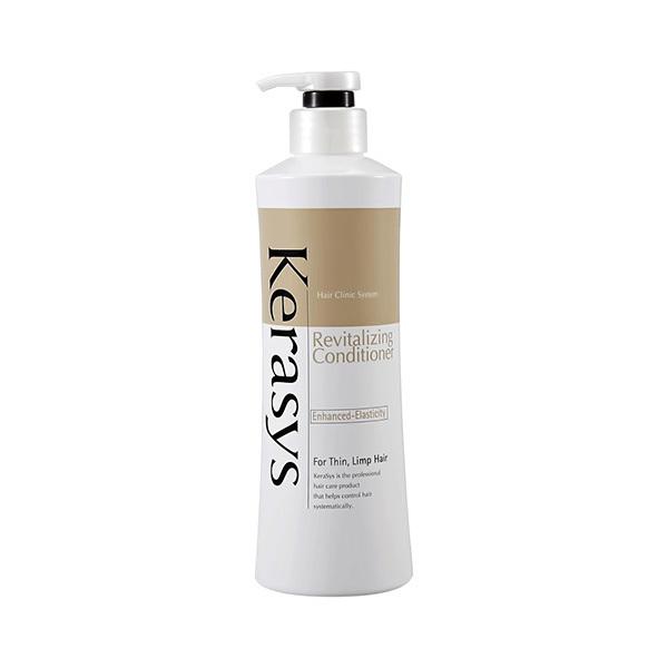 Кондиционер для волос оздоравливающий KeraSys Hair Clinic System Revitalizing Conditioner Enhanced-Elasticity Supplying Strength 600мл