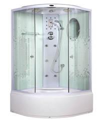 Душевая закрытая кабина Niagara NG-3138S с баней 150х150 см