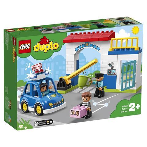 LEGO Duplo: Полицейский участок 10902 — Police Station — Лего Дупло