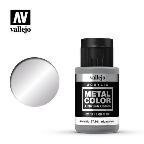 Metal Color Aluminium 32ml.