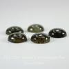 Кабошон круглый Лабрадорит, 15 мм