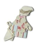 Повар - Розовый. Одежда для кукол, пупсов и мягких игрушек.
