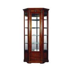 Угловая витрина C05 (MK-1732-CR) Cherry