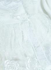 Набор на выписку из роддома осенний Алиса белый