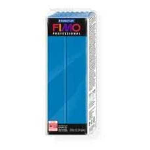 Fimo Professional чисто-синий 350 грамм