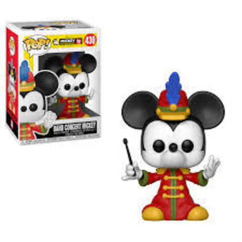 Band Concert Mickey Mouse Funko Pop! Vinyl Figure || Микки Дирижёр