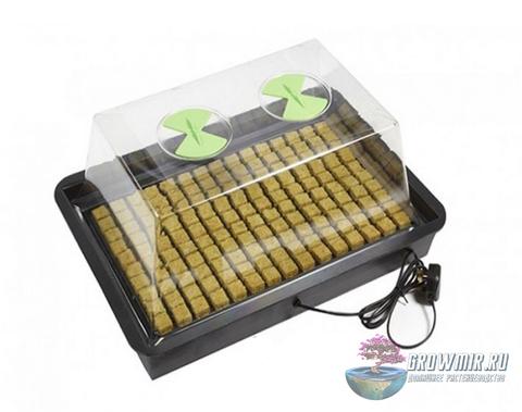 Пропагатор Nutriculture X-Stream Small Heat  61х41х27 см (с термооснованием)