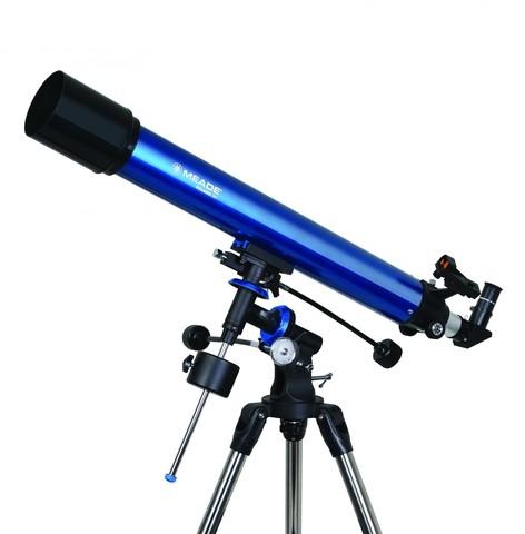 Телескоп MEADE Polaris 90 мм (экваториальный рефрактор)