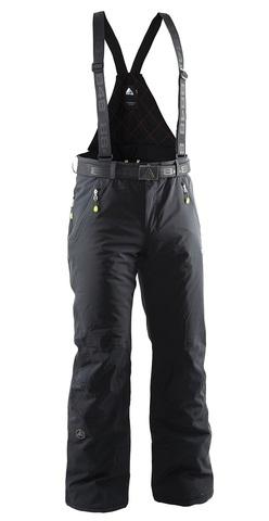 Мужские горнолыжные брюки 8848 Altitude Venture (black)