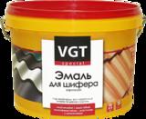 Эмаль ВГТ ПРОФИ для шифера цветная п/глянцевая ВД-АК-1179