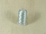 Шелковая нить, толщина 0,33 мм (E), голубой (1 метр)