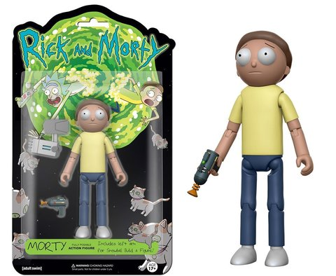 Фигурка Funko Action Figure: Rick  Morty: Morty 12925