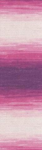 Пряжа Alize Cotton Gold Batik фуксия-фиолет 3302