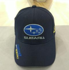 Кепка Субару темно-синяя (Бейсболка SUBARU)