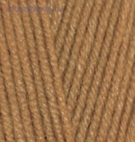 Пряжа Lanagold (Alize) 499 бежевый - фото