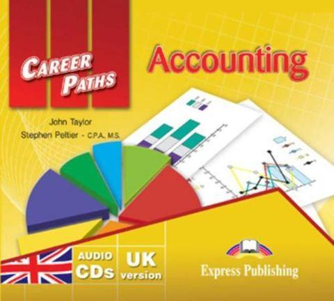 Accounting. Class Audio CDs (set of 2). Аудио CD (2 шт.)