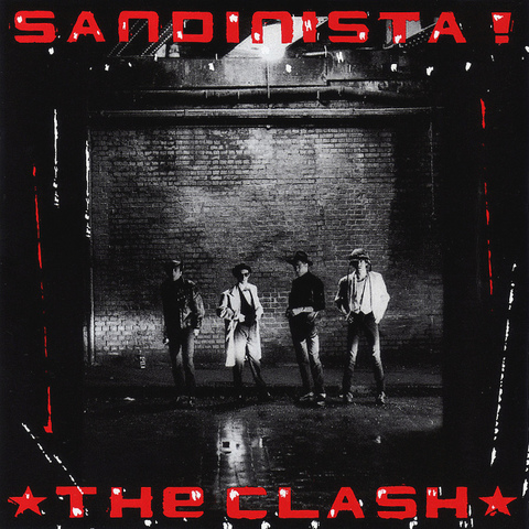 The Clash ‎/ Sandinista! (3LP)
