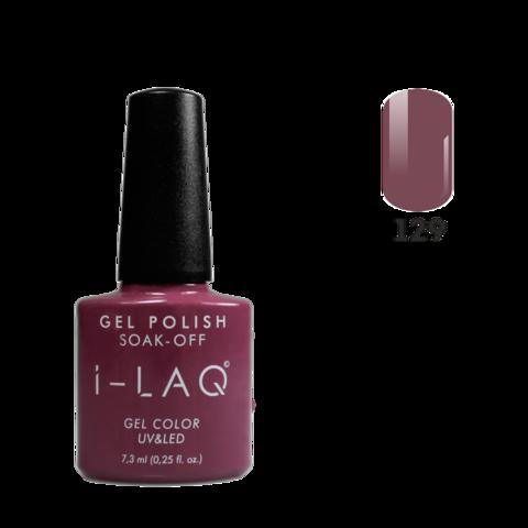 Гель лак для ногтей I-laq  129, 7,3 мл.