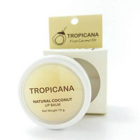 Tropicana Lip Blam Coconut Delight - Бальзам для губ