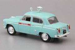 Moskvich-407 Militia 1:43 DeAgostini Auto Legends USSR Police #3