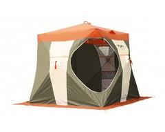 Нельма Куб-2 палатка для зимней рыбалки