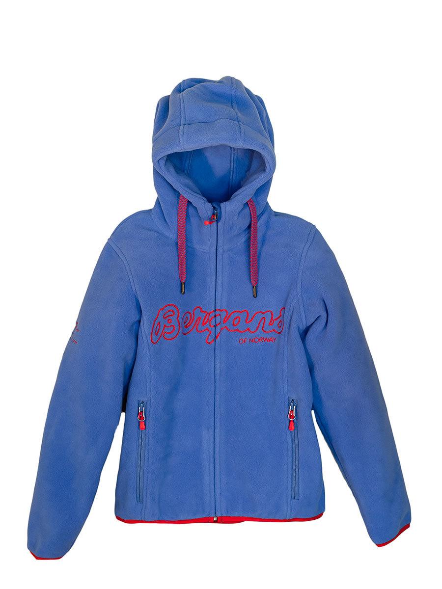 Bergans флис 6916 Warm Cobalt