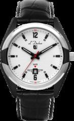 Мужские швейцарские наручные часы L'Duchen D 191.01.13