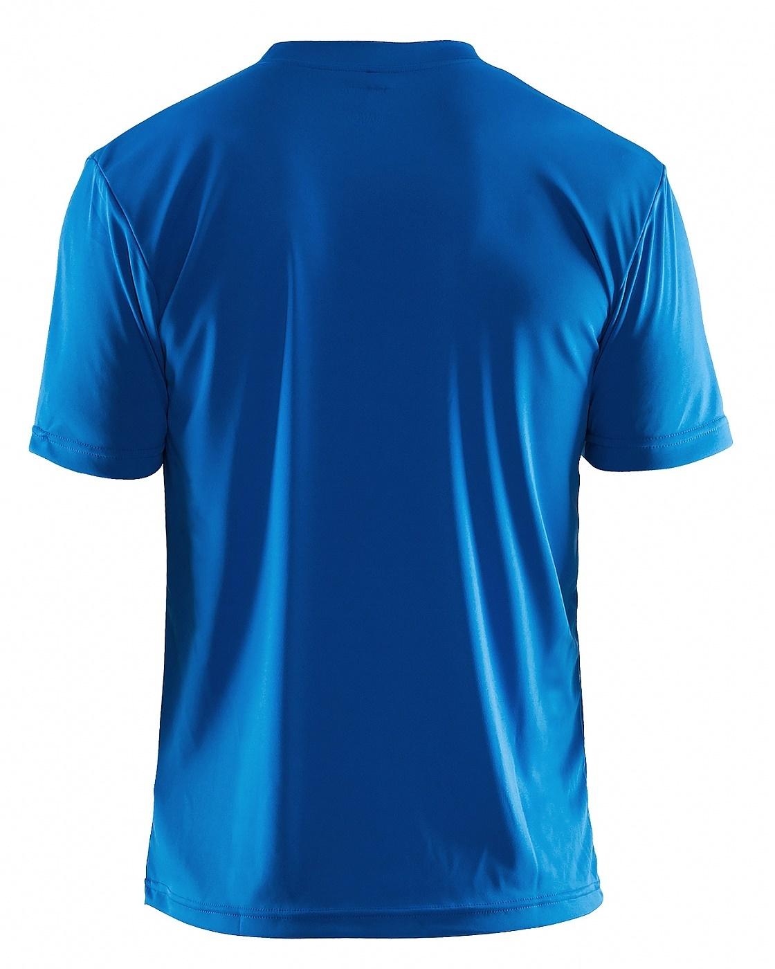 Мужская спортивная футболка для бега Craft Active (199205-1336) синяя фото