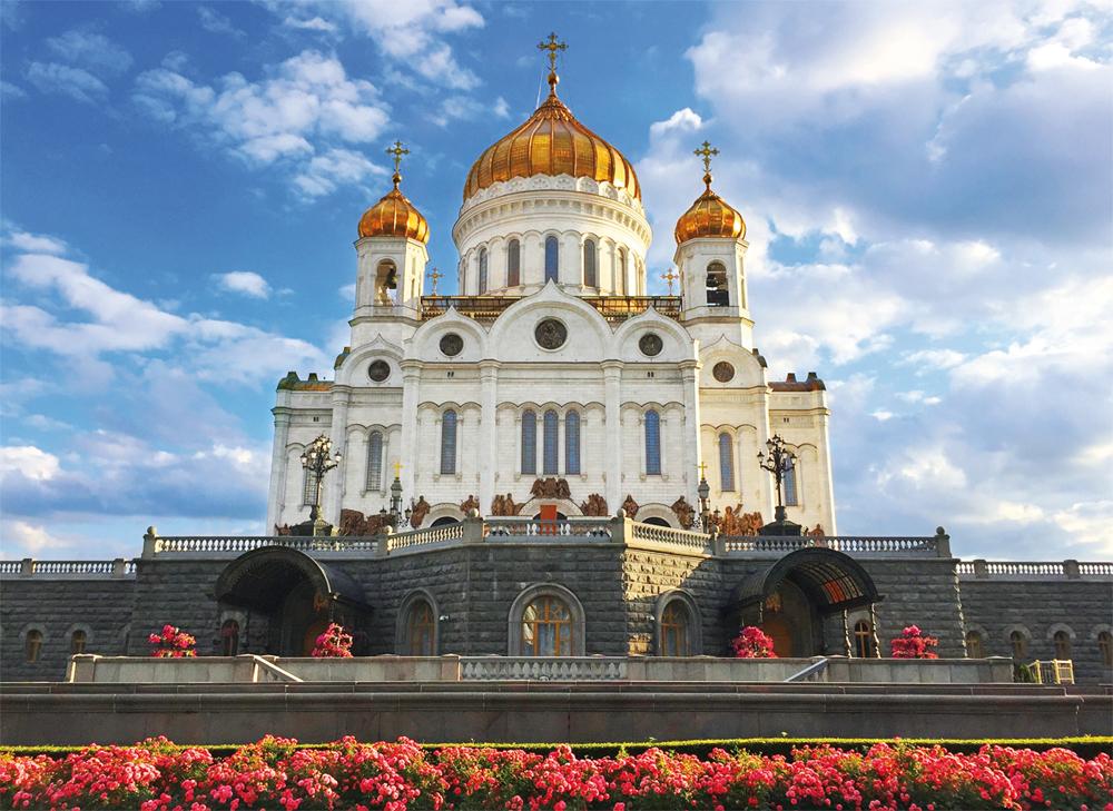Папертоль Храм Христа Спасителя — главное фото сюжета