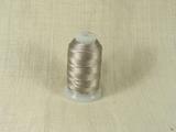 Шелковая нить, толщина 0,38 мм (FF), темно-бежевый (1 метр)