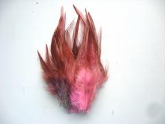 Перья петуха, до 10 см. (20 шт.), (выбрать цвет)