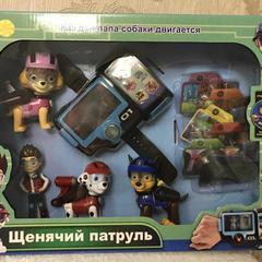 Щенячий Патруль Щенофон +4 героя. СН2001В