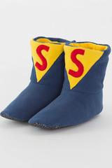 """Тапочки """"Тапки Супермена"""""""