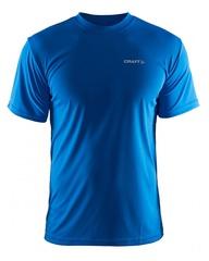 Мужская спортивная футболка Craft Active (199205-1336) синяя фото