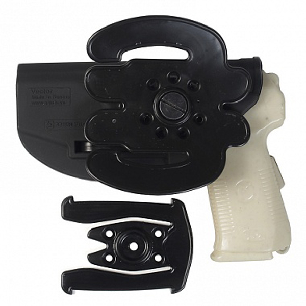 Кобура для пистолета Вектор пластиковая
