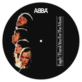 ABBA ‎/ Eagle, Thank You For The Music (Picture Disc)(7' Vinyl)