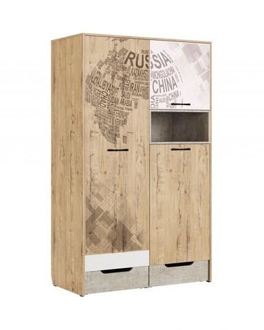 Шкаф для одежды ГЕРАКЛИОН СТОУН