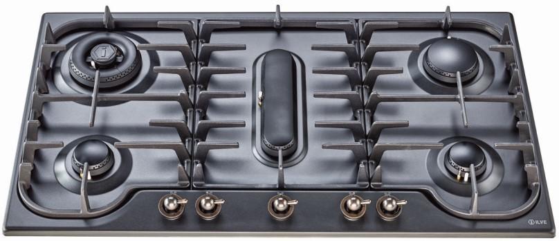 Газовая варочная панель ILVE HCB90PCN/WHC