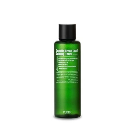 Тонер PURITO Centella Green Level Calming Toner 200ml