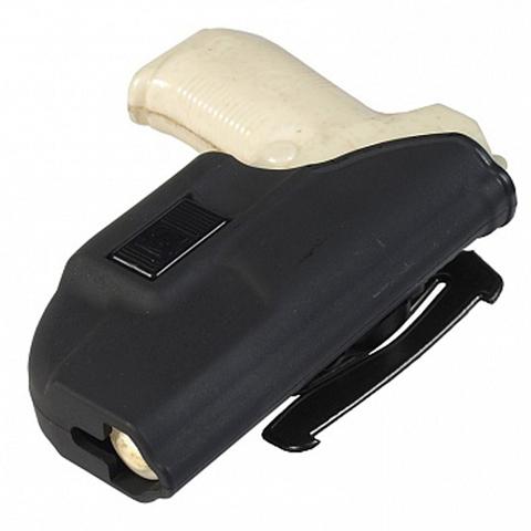 Кобура пластиковая для пистолета Вектор Альфа крепление молле Стич Профи