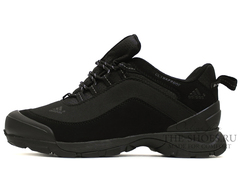 Кроссовки Мужские ADIDAS TERREX ClimaProof All Black Suede