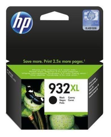 Картридж CN053AE (№932XL) для HP Officejet 6100, 6600, 6700, 7110, 7510, 7610, 7612 (черный повышенной емкости, 1000 стр.)