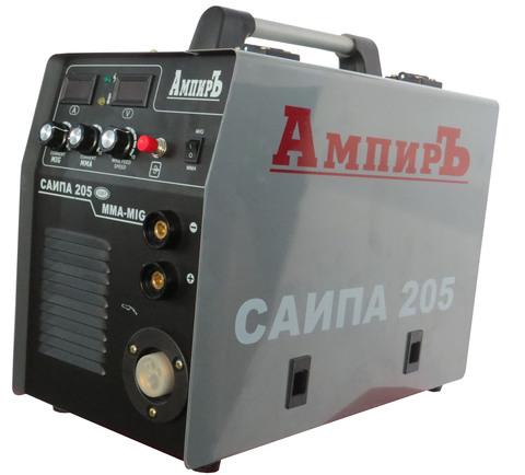 Инверторный сварочный аппарат АмпирЪ САИПА 205