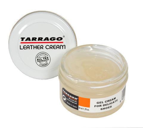 Крем-гель для тонких и деликатных кож, банка Tarrago Gel Cream