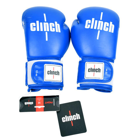 Перчатки боксерские Clinch fight